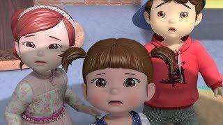 Томатная проблема + Конкурс поваров - Консуни- сборник - Мультфильмы для девочек - Kids Videos