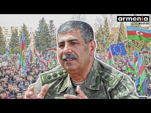 Закир Гасанов: Генерал для подавления народных бунтов, в ответе за апрельскую агрессию