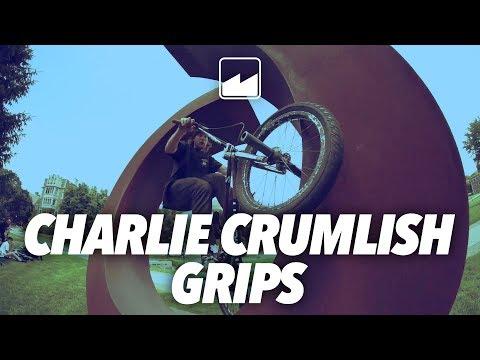 MERRITT BMX: CROSS CHECK QUICKIE with CHARLIE CRUMLISH