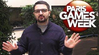 ЭКСКЛЮЗИВ с Paris Games Week: Detroit, Wild, PlayStation VR, Uncharted 4