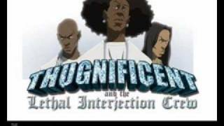 Thugnificent -  Terrible in Terra Belle