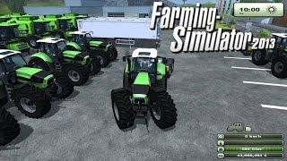 Farming Simulator 2013 - GamePlay 1.rész(Farming Simulator sorozat 2013-as részének végigjátszása Full grafikán., 2013-12-16T20:18:27.000Z)