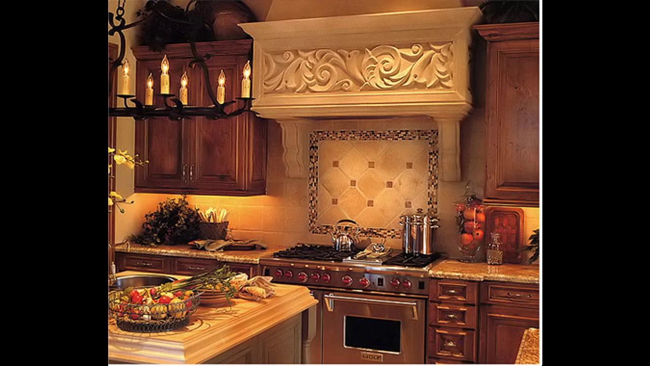 Ideas de diseño de azulejos para la cocina - YouTube