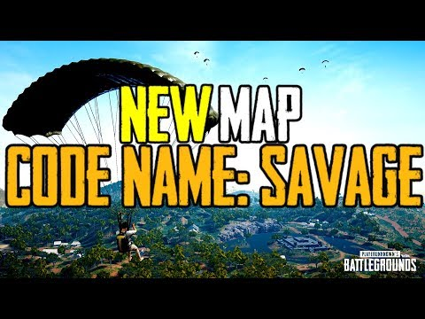Code NAME : Savage PUBG || Closed Experimental Server || Player Based Blue Zone!