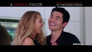 A Simple Favor - Everyone Safe - Now Playing