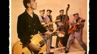 """Gene Vincent ~ Blues Stay Away From Me"""