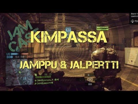 JamCast 12 - Kimpassa taas Jamppu ja Jalpertti