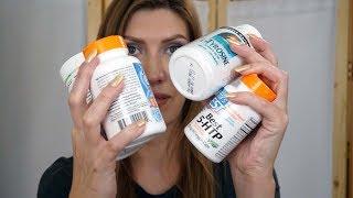 Что покупать на IHERB? Добавки и витамины от стресса, для иммунитета,похудения,волос и ногтей | Top