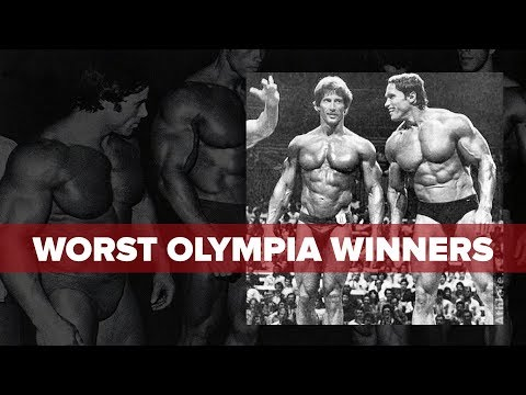 Top 3 WORST Mr Olympia Champions of All Time