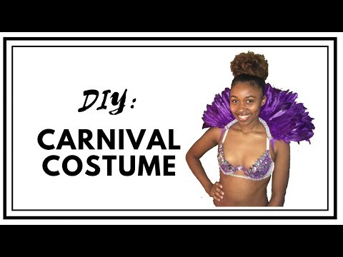 DIY CARNIVAL COSTUME UNDER $50| PART 1