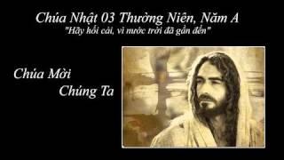 Chúa Mời Chúng Ta