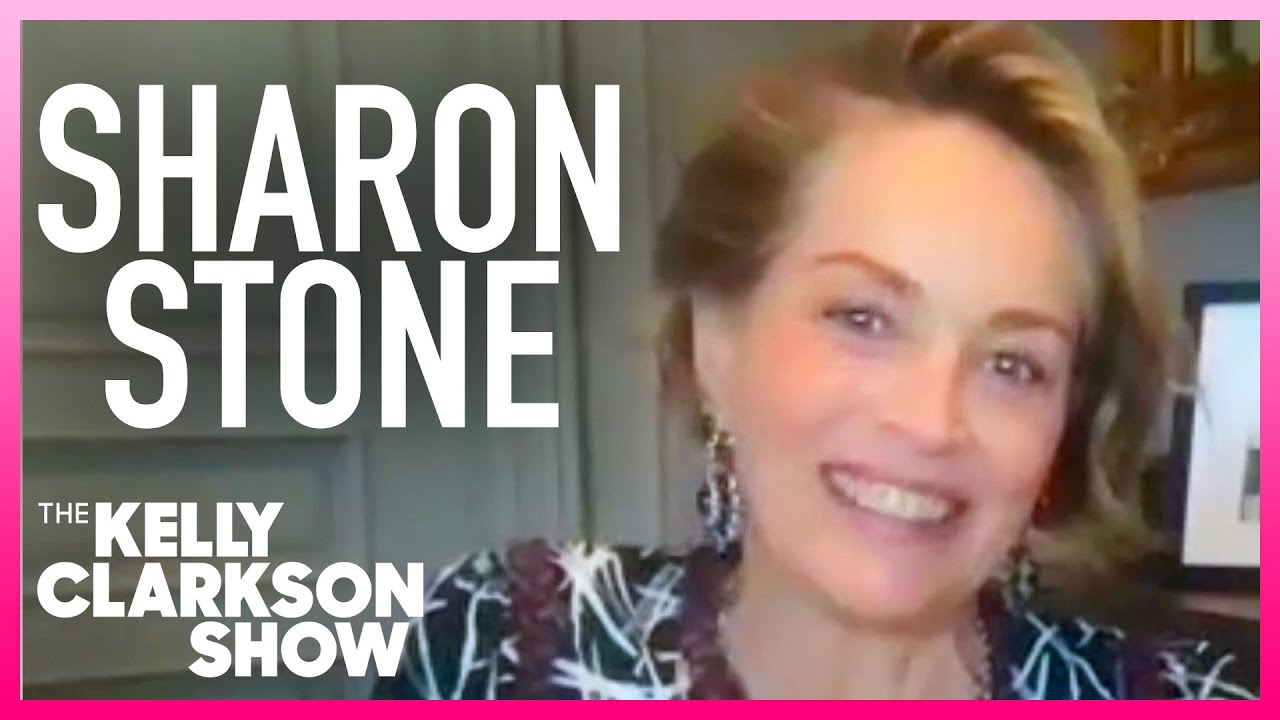 Sharon Stone & Kelly Chat About Industry Pressures On Women