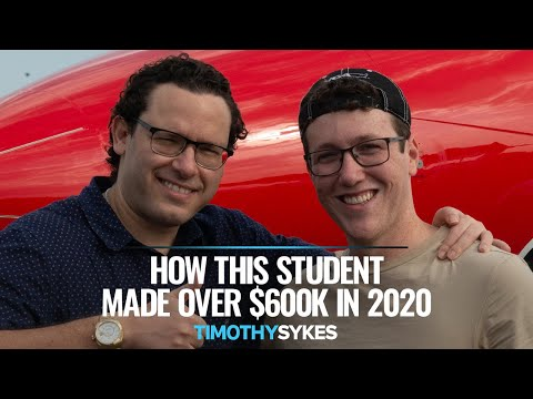 How This Student Made Over $600K In 2020