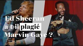 ed sheeran encore accusé de plagiat cette fois sur marvin gaye