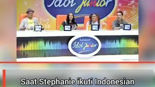 Download Stephanie putri ( I love you 3000) Indonesia Idol junior