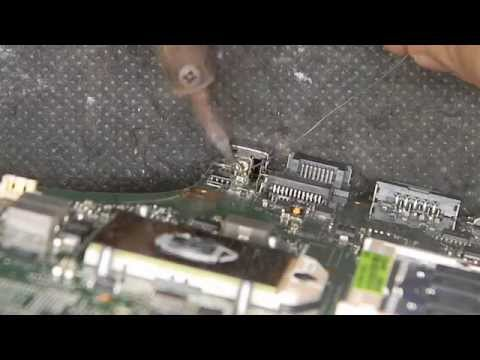 Asus K53E How To Open Repair No Power Not Charging No LED