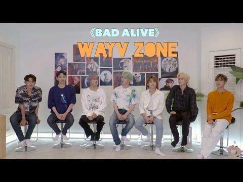 [Arabic Sub] BAD ALIVE: WayV ZONE