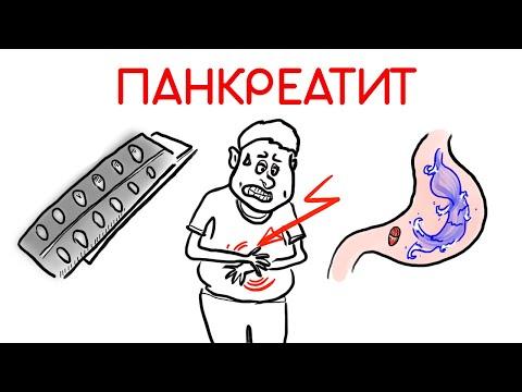 Хронический панкреатит: почему лекарства не помогают? // Доктор Ху
