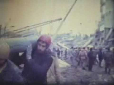 Цавт танем. Ленинакан 1988.