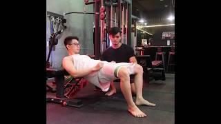 [SICC 007] Kỹ thuật Hip Thrust để tăng vòng ba hiệu quả hơn
