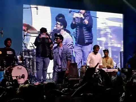 naah goriye by hardy sandhu (live)
