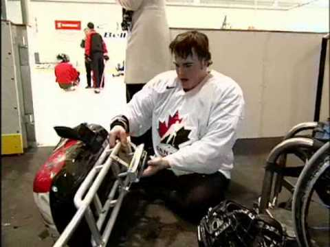 RMR: Rick And Sledge Hockey