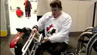 RMR: Rick and Sledge Hockey
