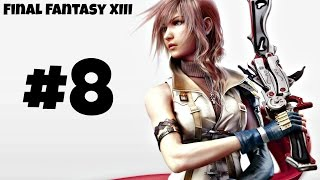 Final Fantasy XIII Gameplay Walkthrough Part 8: Scavenger