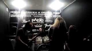 VEIN OF HATE - Internal enemy (rehearsal video 03.05.2014)