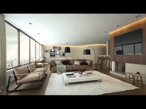 Desain Ruang Tamu  Desain Interior Ruang Tamu Minimalis Aimee Juliette