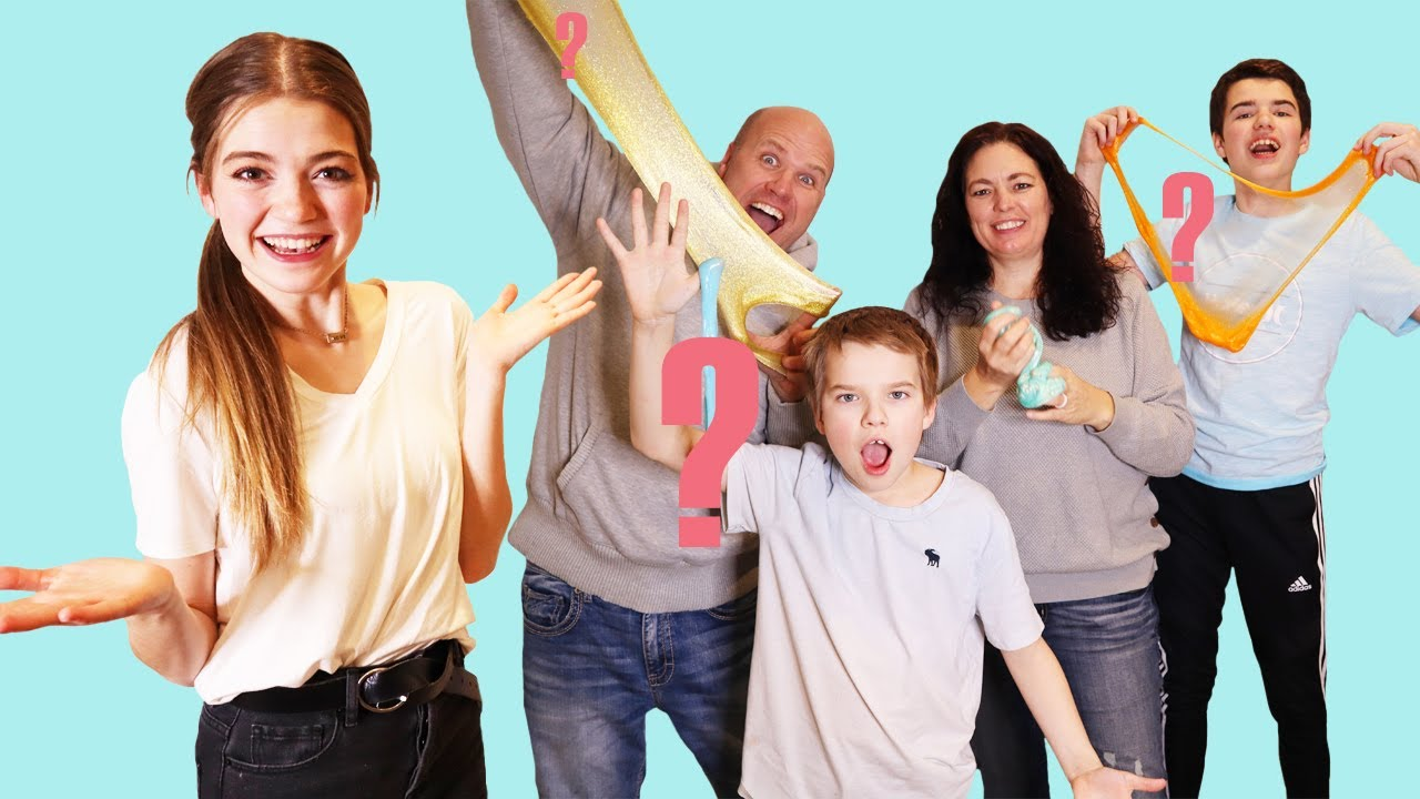 Download Guessing Who Made The Slime Challenge!