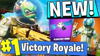 BRAND NUOVO LEVIATHAN SKIN IN Fortnite Battle Royale!!