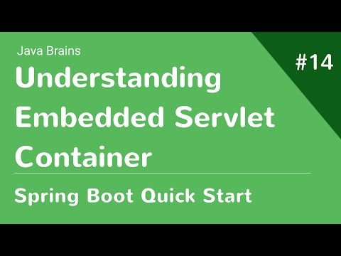 Spring Boot Quick Start 14 - What