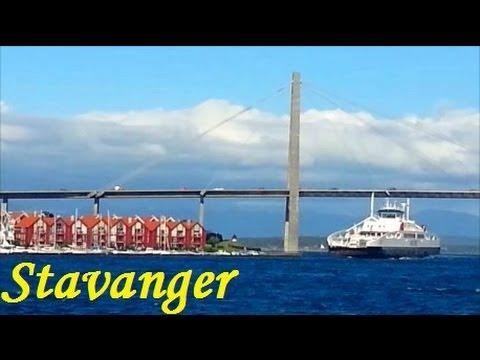 Stavanger City Center (Stavanger Sentrum), Norway