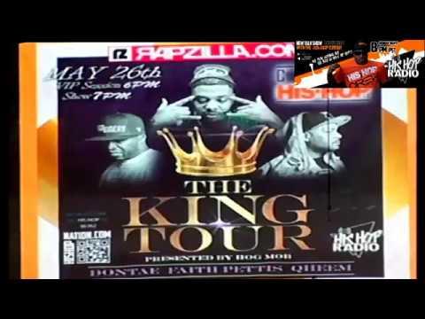 THE KING TOUR @ CLUB HIS HOP