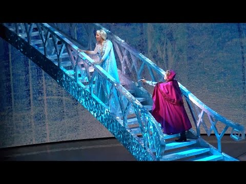 Frozen – Live at the Hyperion highlights at Disney California Adventure