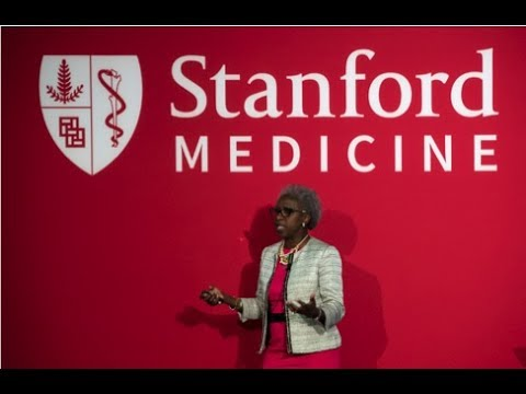 Hannah Valantine, MD, MRCP, FACC - National Institutes of Health | Dean's Lecture Series 2016