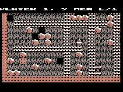 C64 Longplay - Boulder Dash