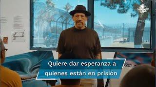 Con su  documental Inmate #1: The rise,  el actor busca dar esperanza a jóvenes que, como él, cayeron en la delincuencia y en adicciones