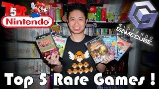 Top 5 RARE Nintendo GameCube Video Games