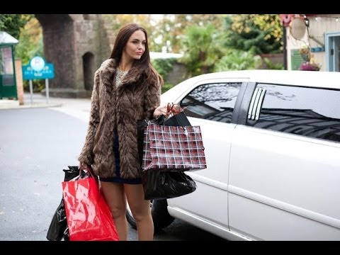 Hollyoaks December 24th 2013 (Mercedes makes herself a target)