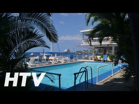 Anchorage Hotel, Whale Watch & Dive Center en Roseau, Dominica