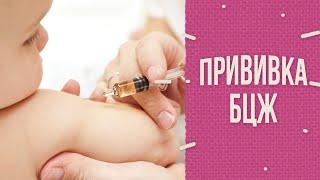 Прививки: БЦЖ