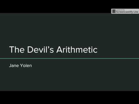 The Devil's Arithmetic Chapter 3