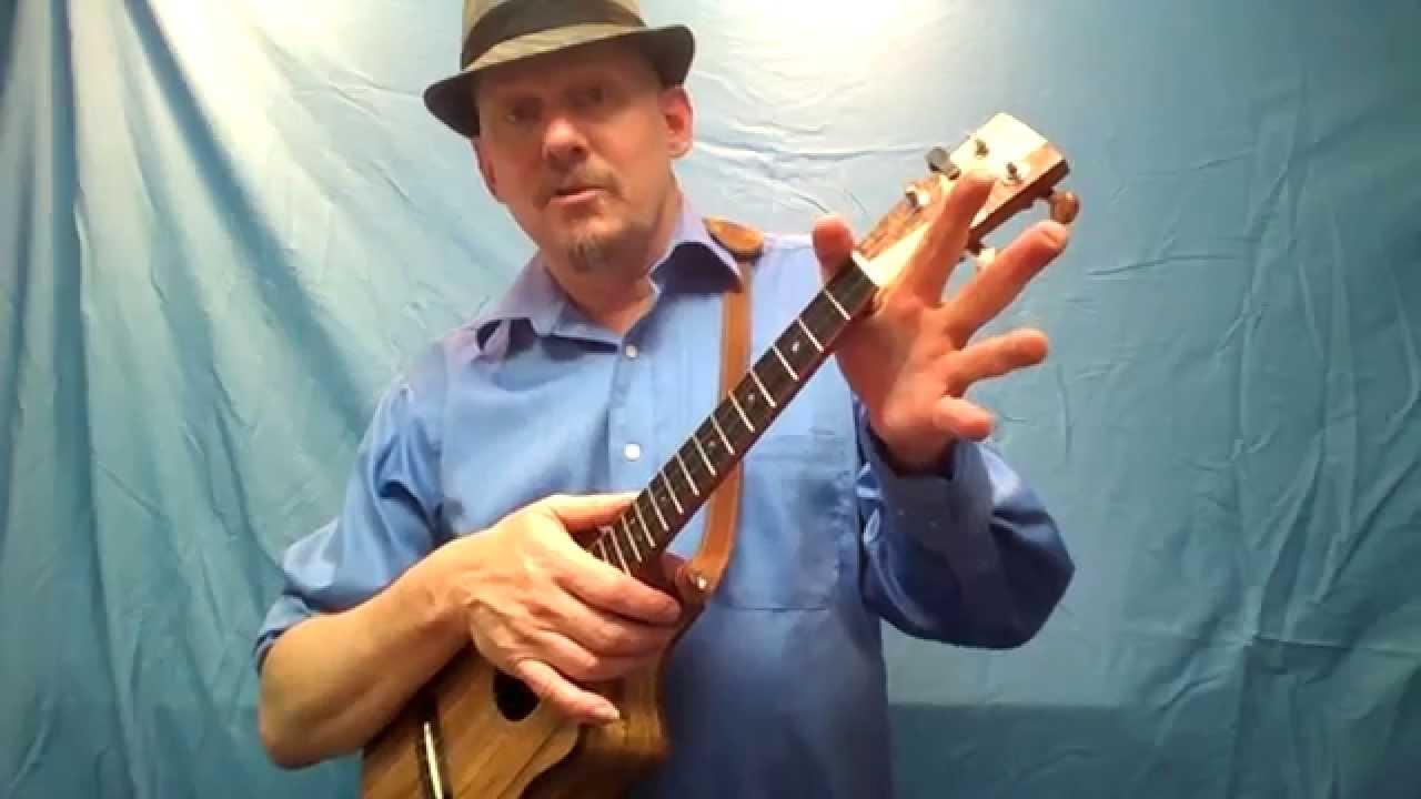 MUJ 15 Ways To Say Goodbye   Train ukulele tutorial