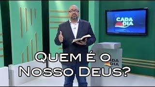 Quem é o Nosso Deus / Cada Dia São Paulo 0005