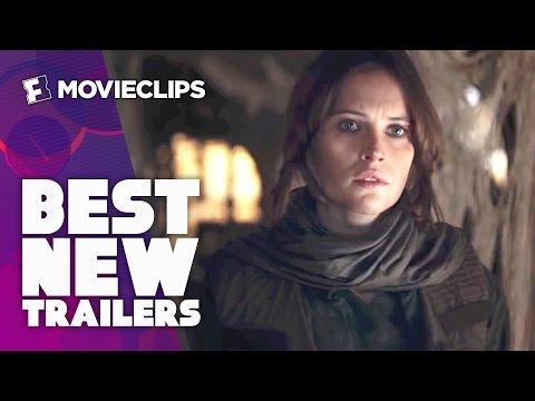 Best New Movie Trailers - August 2016