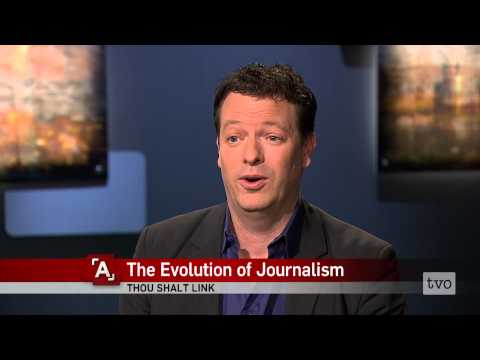 The Evolution of Journalism