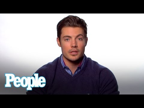 Josh Henderson Fondly Remembers Larry Hagman | People