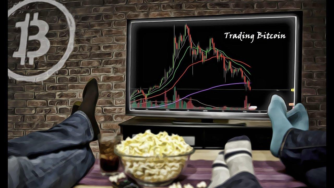 Trading Bitcoin – Is Short Term $BTC Bottom In, I Think So!